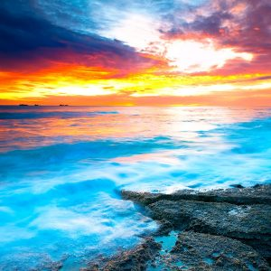Blazing-Winter-Sky_Sunset_Burns-Beach_Perth_WA_Colour
