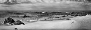 Cloudy-Haze_Eagle-Bay_Dunsborough_South-West_WA_Black and White