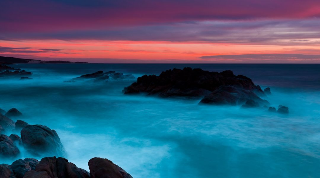 Fading-Light_Canal-Rocks_Smith-Beach_Yallingup_South-West_WA_Colour