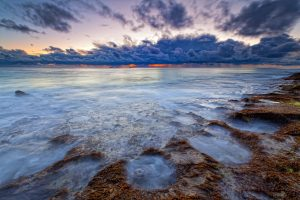 Fire-in-the-Eye_Storm_Sunset_Burns-Beach_Perth_WA_Colour