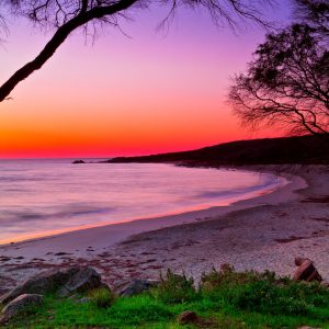 Framed_Meelup-Beach_Dunsborough_South-West_WA_Colour