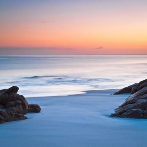 Gentle-Sunrise_Castle-Rock_Dunsborough_South-West_WA_Colour