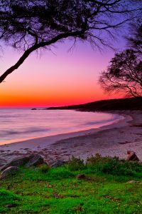 Intense-Meelup_Sunrise_Meelup-Beach_Dunsborough_South-West_WA_Colour