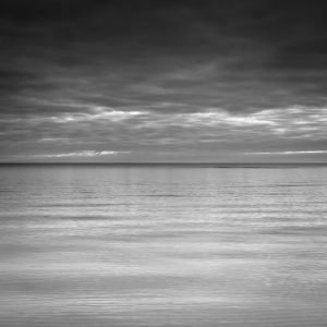 Peaceful-Thoughts_Geographe-Bay_Busselton_South-West_WA_Black and White