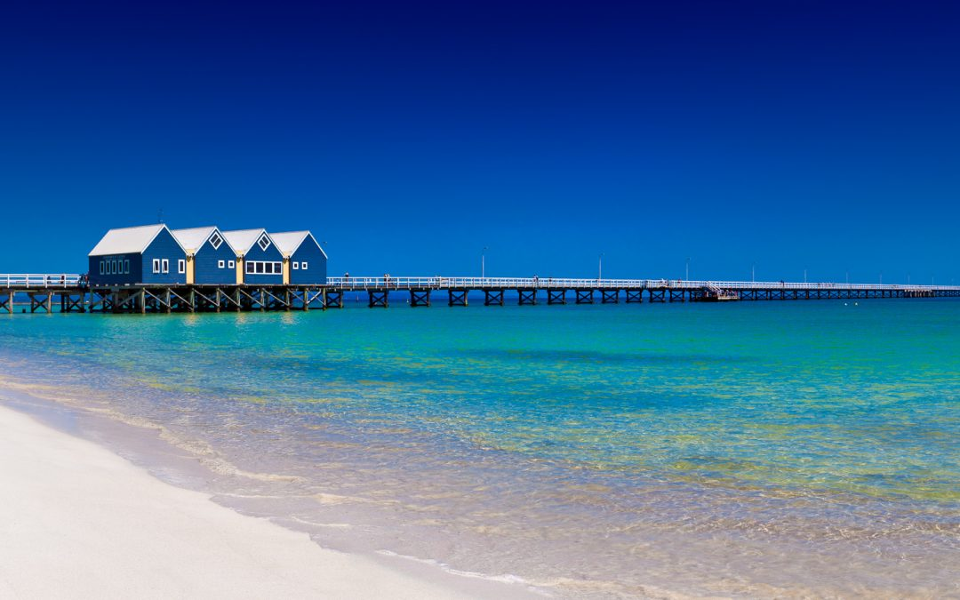 Summer-Time_Busselton-Jetty_Busselton_South-West_WA_colour