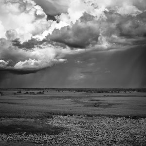 Wet-Season_Darwin_Northern-Territory_Black and White