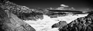 White-Water_Wyadup-Rocks_Yaliingup_South-West_WA_Black and White