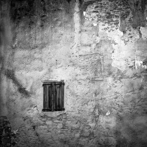 Abstract_offset_Carcassonne_Languedoc_Occitanie_South_France_Black_and_White