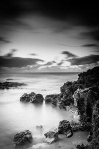 All_Over_Jindalee_Beach_Jindalee_Perth_Western_Australia_Black_and_White