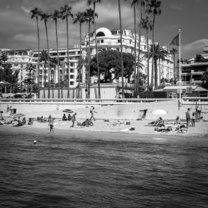 Baking_Cannes_French_Riviera_Provence_Alpes_Cote_dazur_South_France_Black_and_white