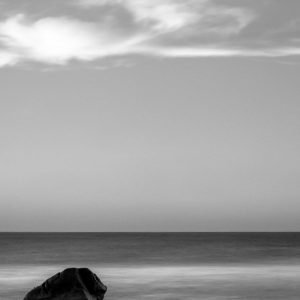 Balance_Moses_Rock_Wilyabrup_South_West_Western_Australia_Black_and_white