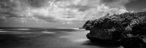Different_Perspective_Nusa_Dua_Bali_Indonesia_Black_and_White