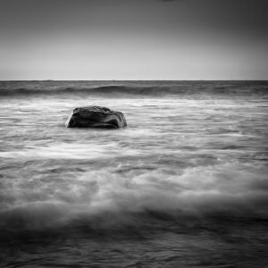 Focused_Moses_Rock_Wilyabrup_South_West_Western_Australia_Black_and_White