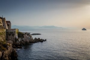 Fortified_View_Antibes_French_Riviera_Provence_Alpes_Côte-dAzur_South_France_Colour
