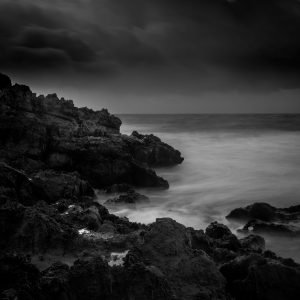 Gale_Force_North_Beach_Perth_Western_Australia_Black_and_White