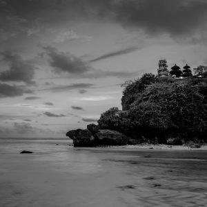 Geger_Temple_Shadows_Nusa_Dua_Bali_Indonesia_Black_and_White