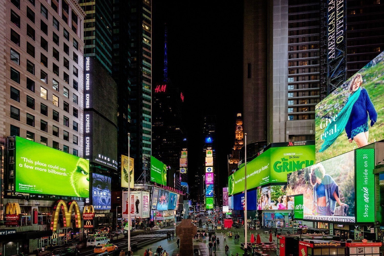 Lime_Times_Square_Manhattan_New_York_USA_Colour