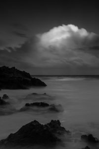Lit_Up_North_Beach_Perth_Western_Australia_Black_and_White