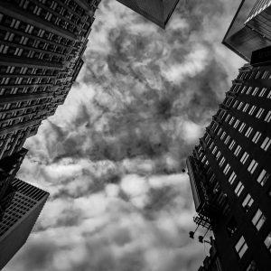 Look_Up_Noah_Manhattan_New_York_USA_Black_and_White