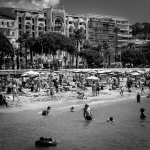 Mediterranean_Life_Cannes_French_Riviera_Provence_Alpes_Cote_dazur_South_France_Black_and_White