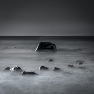 Mid_Session_Moses_Rock_Wilyabrup_South_West_Western_Australia_Black_and_White