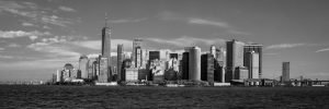 NYC_Panarama_New_York_USA_Black_and_White