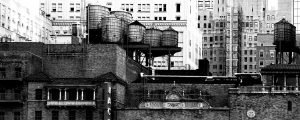 Old_School_Tanks_Manhattan_New_York_USA_Black_and_White