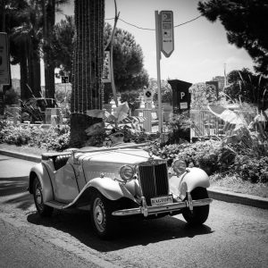 Ragtops_Cannes_French_Riviera_Provence_Alpes_Cote_dazur_South_France_Black_and_White