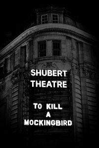 Shubert_Theatre_Manhattan_New_York_USA_Black_and_White