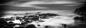 Wandering_Mind_Jindalee_Beach_Jindalee_Perth_Western_Australia_Black_and_White